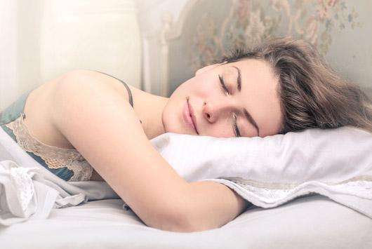 sommeil et beauté